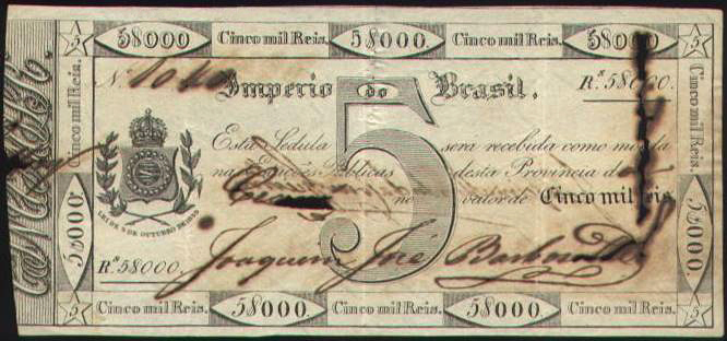 Brazil Paper Money http://numismondo.net/pm/bra/indexa151.htm