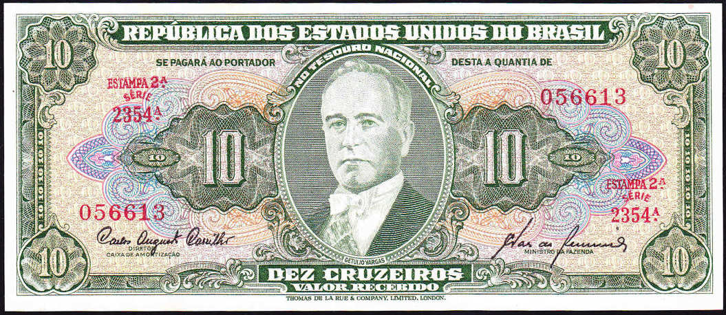 Brazil Paper Money http://numismondo.net/pm/bra/index157.htm