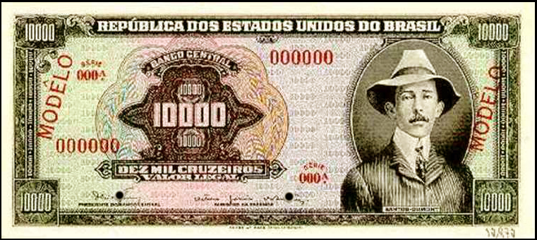 Brazil Paper Money http://numismondo.net/pm/bra/index182a.htm