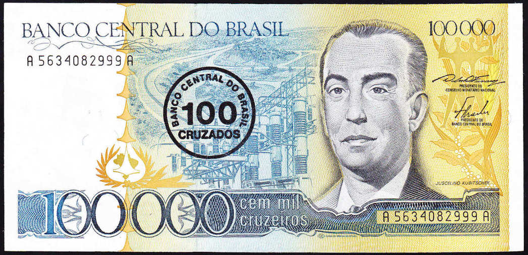 Brazil Paper Money http://numismondo.net/pm/bra/index206.htm