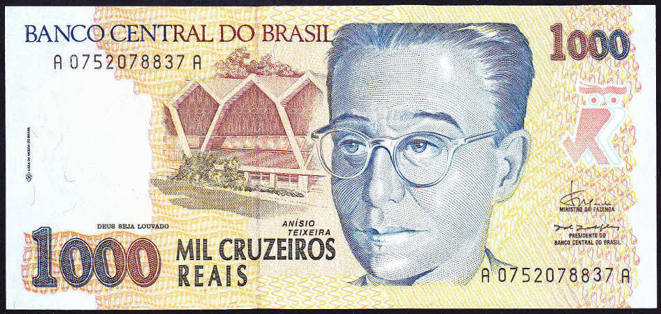 Brazil Paper Money http://numismondo.net/pm/bra/index240.htm